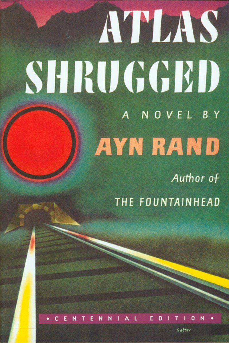 Book Cover School Reviews : Atlas shrugged iii who is john galt review if you