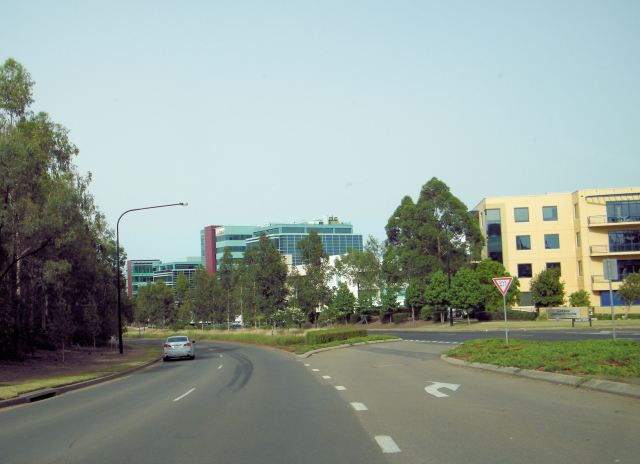 Norwest Business Park, Bella Vista - the new face of Western Sydney