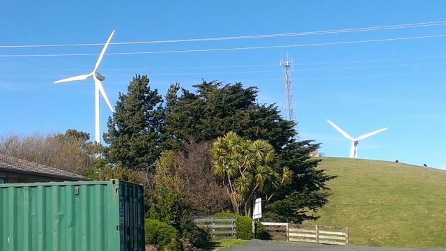 Toora wind turbines